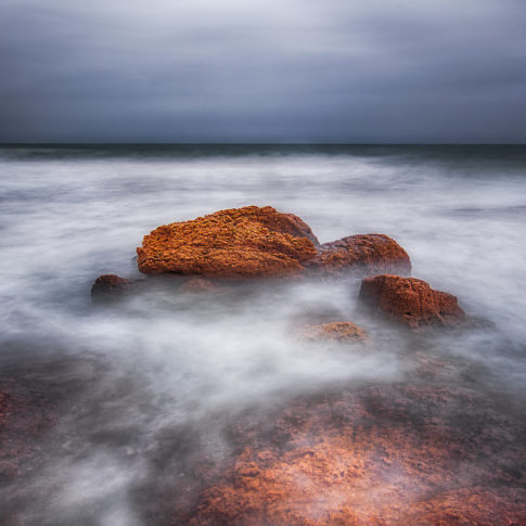 Motion, Mer, Seascape, Pose Longue, Motion, Landscape, Paysage, Frédéric Bonnaud, FredB Art, Photo, Photographer, France