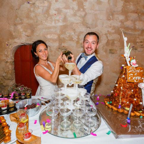 Pièce montée, Wedding Cake, Mariage, Wedding, Frédéric Bonnaud, FredB Art, Photo, Photographer, Art, Marseille, France