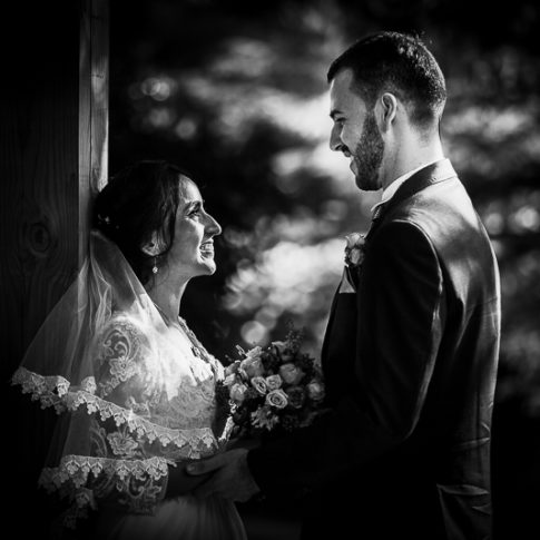 Photo de Couple, Black And White, Mariage, Wedding, Frédéric Bonnaud, FredB Art, Photo, Photographer, Photographe, Noir et Blanc, Bnw, Art, Marseille, France