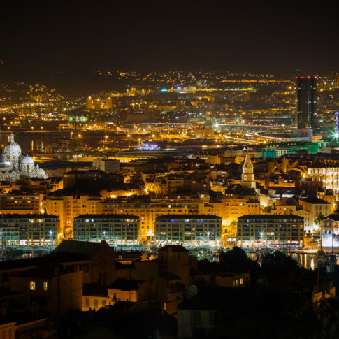 Massilia, Nuit, Landscape, Paysage, Nightscape, Marseille, Frédéric Bonnaud, FredB Art, Photo, Photographer, France