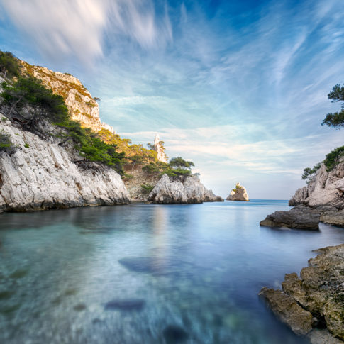 Sugiton, Landscape, Paysage, Calanques Marseille, Mer, Seascape, Frédéric Bonnaud, FredB Art, Photo, Photographer, France